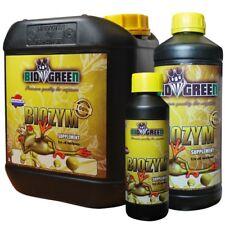 Bio Green Biozym  1Lt Premium Bio-Organic Hydroponic Nutrients growtents
