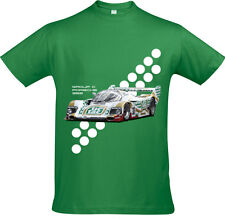 RETRO LE MANS 24 H T-Shirt-TIC TAC 962 Groupe C Design