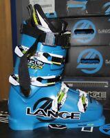 LANGE World Cup ZJ Plug Junior Race Ski Boots 25.5 Mondo 2014 NEW LBC9280 14