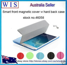 Smart Stand Magnetic PU Leather Case Cover For APPLE iPad 2 3 4,Hard Back Case