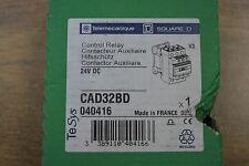 Telemecanique Control Relay CAD32BD
