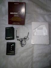 Sony WALKMAN DD WM-DD10 mit OVP - optisch NEUWERTIG