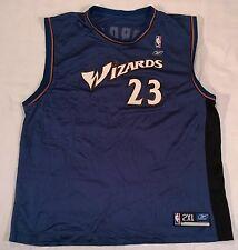 Michael Jordan Washington Wizards #23 Reebok Jersey Men's XXL 2XL NBA Basketball
