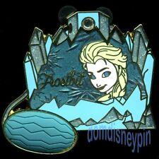 Disney Pin *Eau De Magique* Collection {November} Frozen Elsa Frostbit (3D LE)!