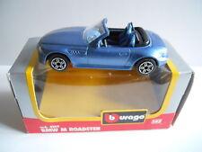Modellino Auto Model Car BURAGO 1:43 Die Cast BMW M ROADSTER [MV16]
