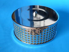 """HOLLEY 2 & 4BBL CARBY 6"""" FLAME ARRESTOR  CARBIE  MUST FOR MARINE APPLICATION"""