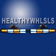 1W VOLTEX DASH SPLIT VISOR DECK LED LIGHTBAR LIGHT BAR
