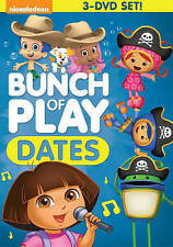 Nickelodeon: Play Date Pack (DVD, 2015, 3-Disc Set)