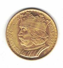 Polen 10 Zloty 1925 Boleslaw I. 900 Jahre Königreich Polen*