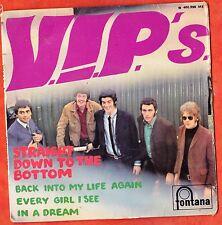 VIP'S POCHETTE VIDE SIGNEE  VOIR +No460 996ME FONTANA  VOIR RECTO VERSO SIGNAT