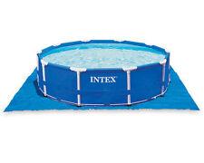 Telo base per piscina fuoriterra cm 472 x 472 Intex 28048 Bestway 58932 - Rotex