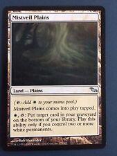 Magic the Gathering MTG Mistveil Plains