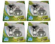 8 x alogeno GU10 50W LAMPADINE FARETTI 50 Watt - NUOVISSIMO E SIGILLATO