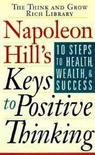 Napoleon Hill's Keys to Positive Thinking Audio Book Cassettes Michael J. Ritt