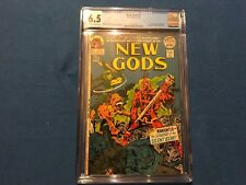 New Gods #7 DC comic book 6.5 Graded 1st Appearance Steppenwolf Justice League