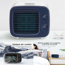 Portable USB Air Conditioner Cooler Cooling Fan 3 Speed For Car Office Bedroom