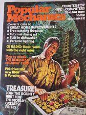 Popular Mechanics Magazine CB Radio Home Improving September 1976 082117nonrh