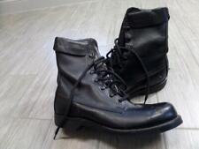 vintage 1994 us army COMBAT BOOTS black 10 E military COVE SHOE CO