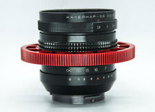 Cinematics Follow Focus Gear Ring Belt 90~99mm For DSLR Lens rig focusing red