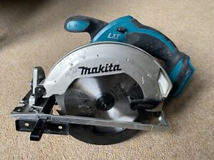 Makita Dss611 Skill Saw 18volt body only Lxt Working 165mm