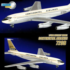 Dragon CONTINENTAL AIRLINES 720B 1/400 diecast plane model aircraft