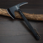 Tomahawk Best Multi Tactical Axe Vikings Axe Wooden handle with Iron Axe Camping