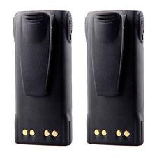 2 x 7.4V 1600mAh Replacement Battery For Motorola Hnn9013 Hnn9013A Hnn9013D Us