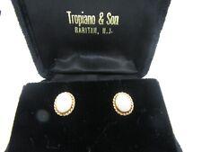 Carla 14K Pearl Earrings