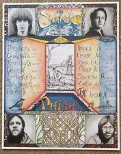 Brian Mashburn 2003 03 Phish Summer Tour Poster Art Print Trey Anastasio