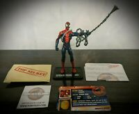 "Marvel Universe Spider-Man 3.75"" Hasbro Series 2 001 Action Figure & Accessories"