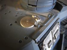 WWII RC Panzer IV 4 HL Signal Klappe Erbsen Luke Metall Umbau Zubehör Kit 1/16
