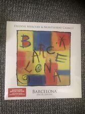 Freddie Mercury Lp SEALED Barcelona 2012-2019 New