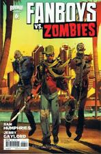 Fanboys Vs. Zombies #6A VF/NM; Boom! | save on shipping - details inside