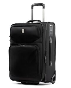 """Travelpro Flight Crew 22"""" Expandable Rollaboard NEW WITH TAGS ATTACHED"""