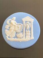 Rare Antique Wedgwood Medallion Cameo Figural