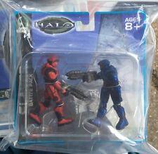 V-Rare MONMC Joyride HALO 1 Mini Series 1 Slayer 2-pack Red Vs Blue