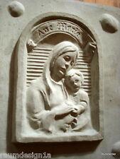 """Stucco - Relief """"Ave Maria"""" 101-359 B aus Beton für Aussenfassade"""