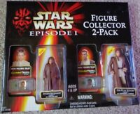 Anakin Skywalker Obi-Wan Kenobi Star Wars Episode 1  2 Pack