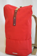 Brooks England Hackney Utility Backpack - Red Rucksack