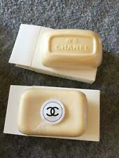 Good condition Coco Chanel No5 Savon Soap Paris Two sets of 2