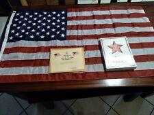 New listing American Flag Flown Over U.S Capitol Request Of John D. Rockefeller Iv.
