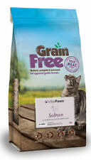 Super Premium Dry Cat Food for Adult Cats *Grain Free *Salmon & Sweet Potato *2k