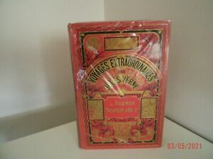 L'AGENCE THOMPSON AND CO - jules verne - Ed Hachette coll Hetzel - (1922)