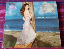 Celine Dion ~ A New Day Has Come ( Malaysia Press ) ( Limited Edition ) Cd