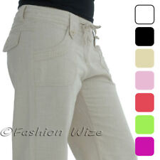 Women's Not Relevant Cotton Other Casual Trousers