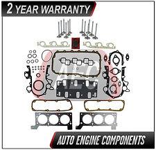 Full Gasket Intake & Exhaust valve Fits Chrysler Concorde 3.3 L Vin R,T #JGV011