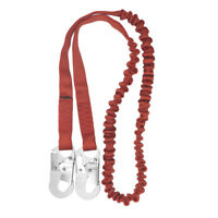 Rock Tree Climbing Sling Fall Protection Belt Harness Lanyard Safety Rope