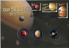 2015 Our Solar System Special Medallion Cover - 0596/3500