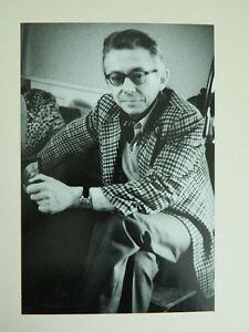Vintage Photo Original Yvette Troispoux Portrait Frank Roussel Stamped Dated Tit