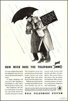 1937 vintage Ad BELL TELEPHONE. Shop by Telephone  072620